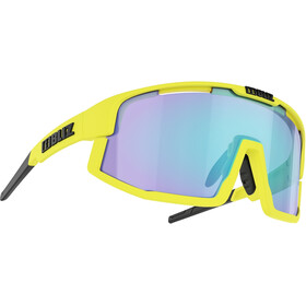Bliz Vision Brille gelb
